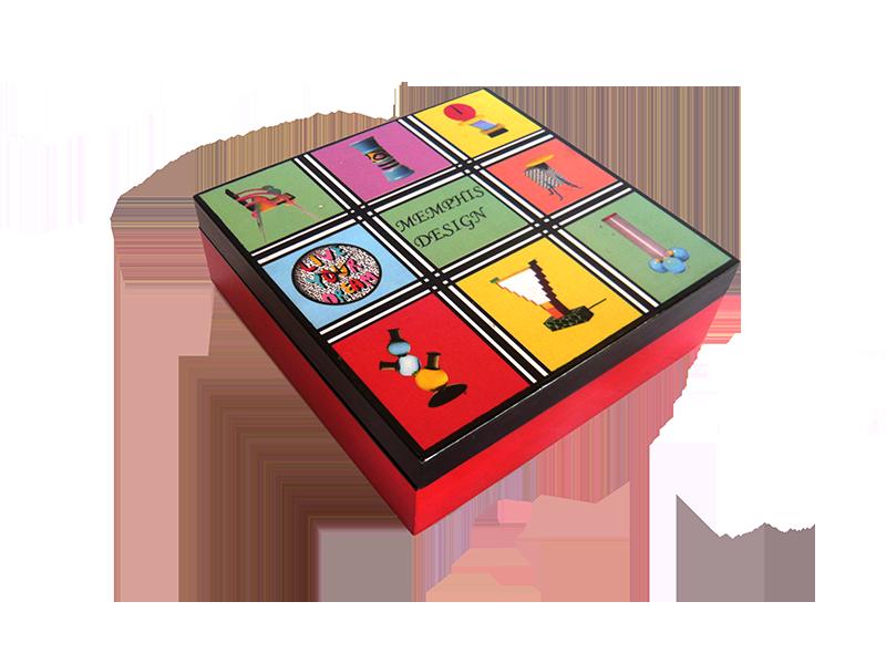 BOXES 20Χ20Χ6